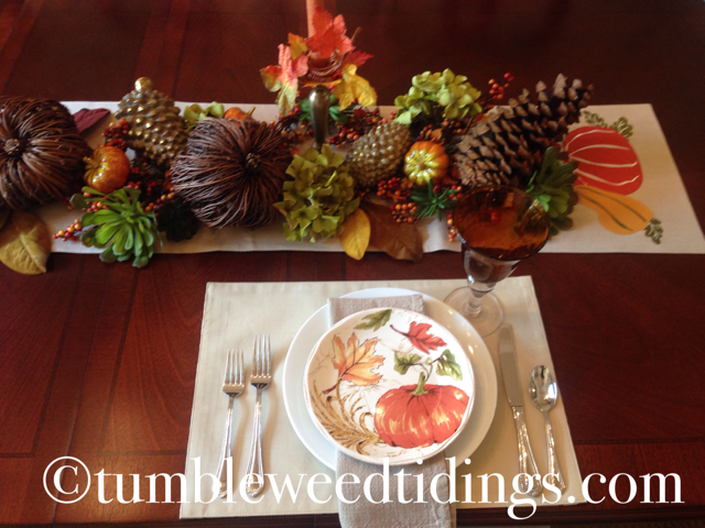 Thanksgiving Dinner Tips and Tricks…