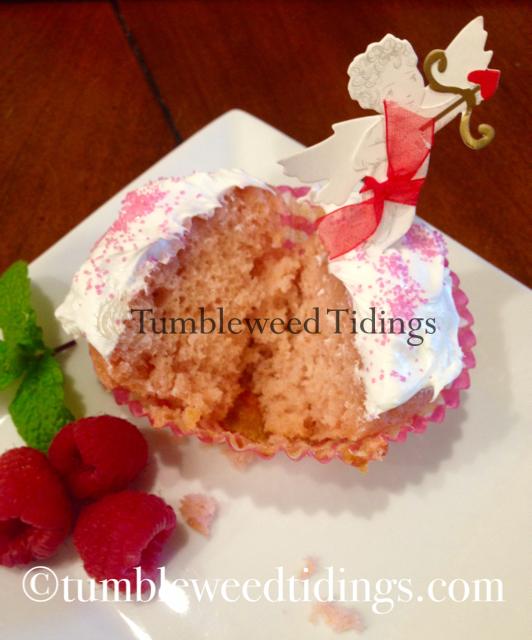 Cupid Cupcakes…
