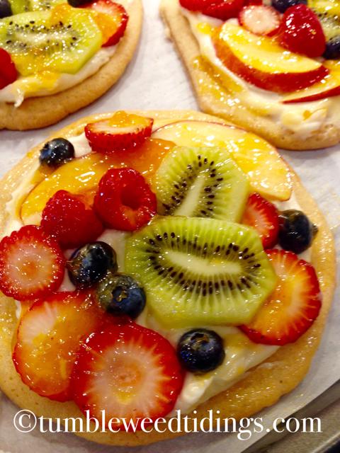 Tutti Fruiti…