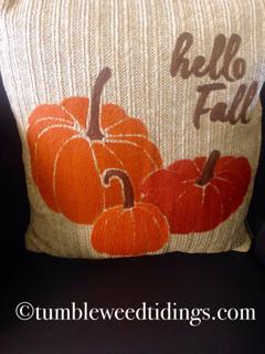 Hello, Fall…