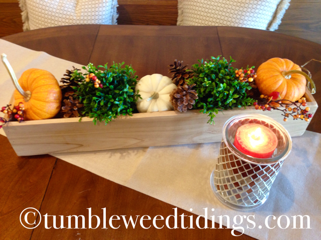 Presto Chango, Fall Centerpiece…