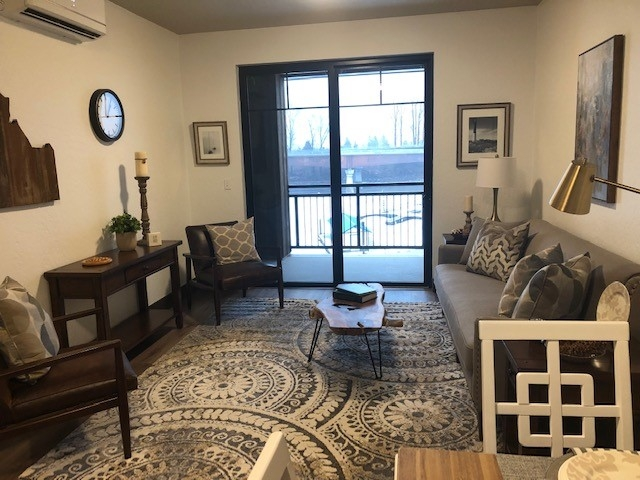 Staging Two Idaho Condos…