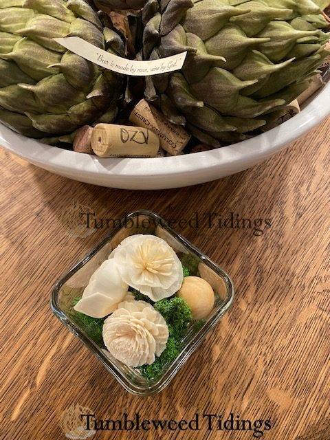 Wooden Bead Room Freshener…